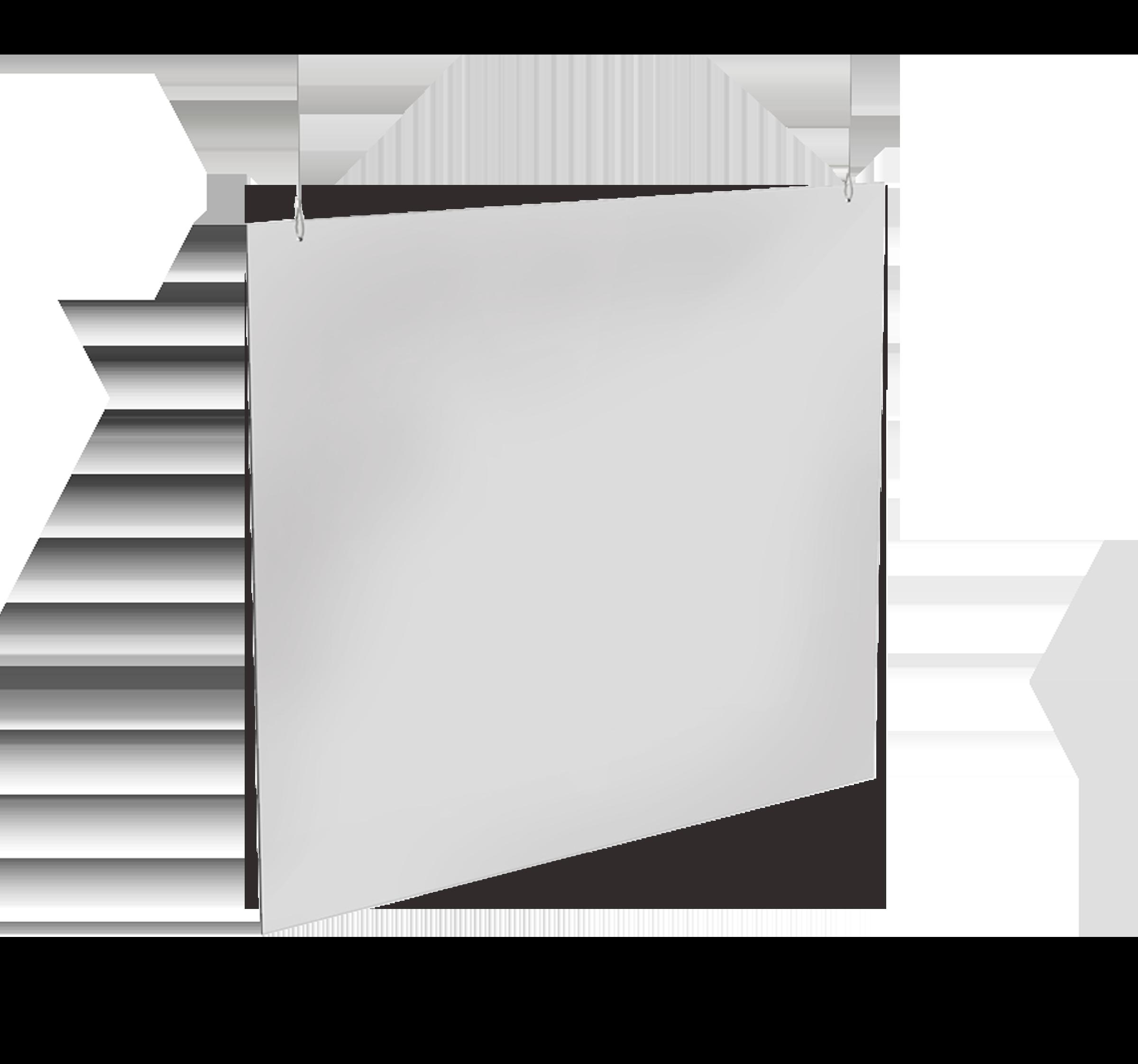 Smitteafskærmning til reception og disk